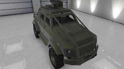 HVY Insurgent Pickup