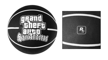Grand Theft Auto: San Andreas Basketball