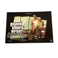 Grand Theft Auto: San Andreas - Limited Edition Cesar Lithographien