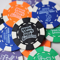 Grand Theft Auto: San Andreas - Poker Chips