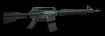 M4 Modell im Spiel
