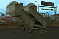 Treppen Anhänger