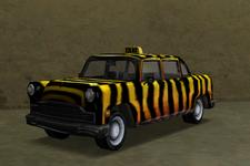 Zebra Taxi