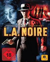 L.A. Noire PC Cover