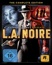 L.A. Noire Pc The Complete Edition Cover