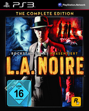 L.A. Noire Playstation 3 The Complete Edition Cover