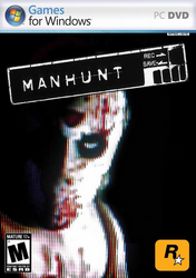Manhunt PC Cover