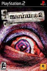 Manhunt 2 Playstation 2 Cover