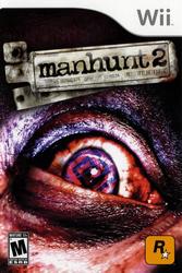 Manhunt Wii Cover