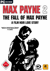 Max Payne 2 PC Cover
