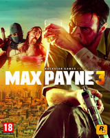 Max Payne 3 PC Cover