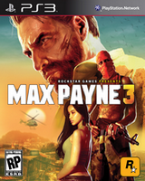 Max Payne 3 Playstation 3 Cover