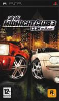 Midnight Club 3: DUB Edition PSP Cover