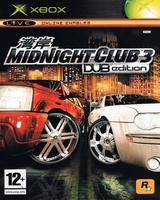 Midnight Club 3: DUB Edition Xbox Cover